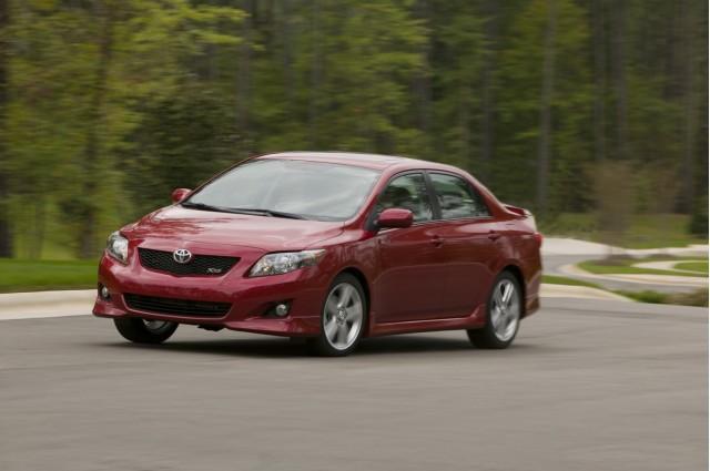 NHTSA Clears Toyota Corolla On Steering Issues