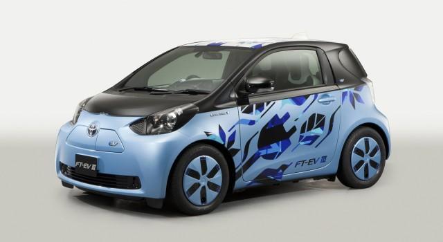 2011 Toyota FT-EV III Concept