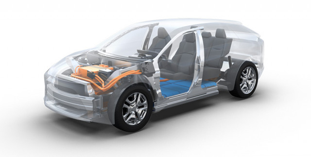 Toyota, Subaru to collaborate on electric car underpinnings