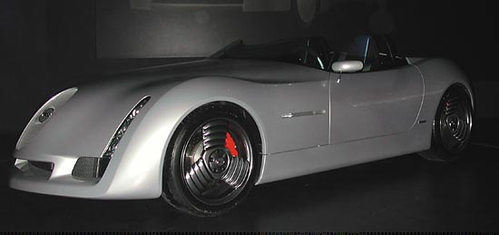 Toyota FSX concept 2001 Tokyo