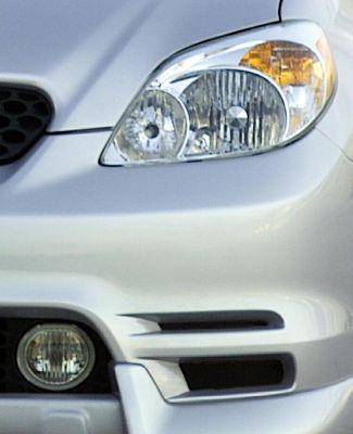 Toyota Matrix front