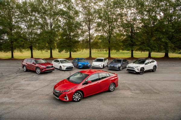 Toyota extends battery warranty on all new hybrid and electric vehicles