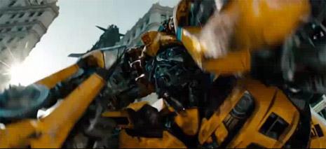 Transformers 3 - Dark of the Moon trailer