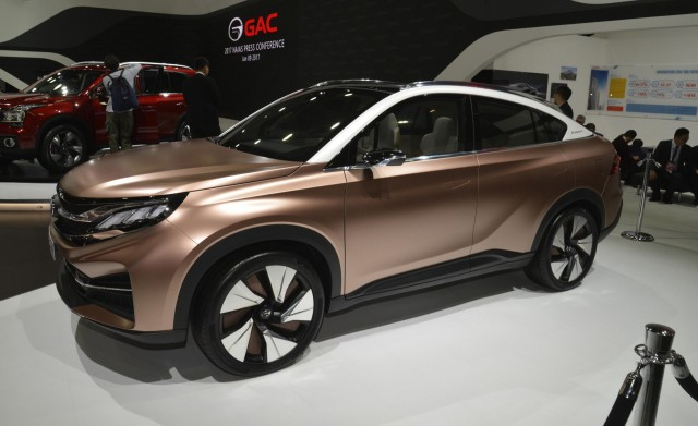 China's GAC Returns To Detroit Auto Show With 3 New Cars