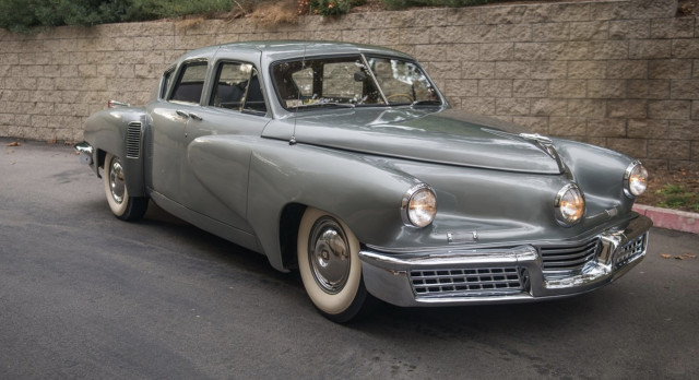 Tucker 48 heading to RM Sotheby's auction