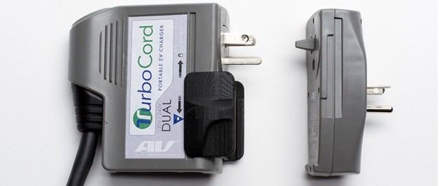 Turbocord Dual 120v And 240v Adapter