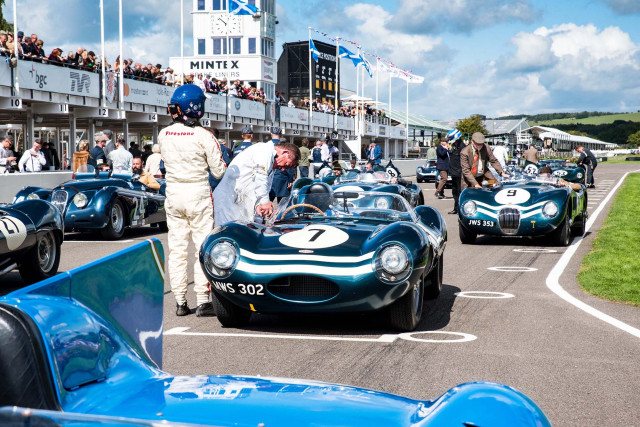 Twenty Magnificent Years of the Goodwood Revival