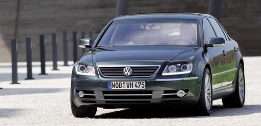 U.S. Volkswagen Phaeton sales could start next year
