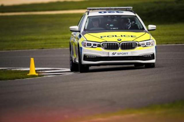 "UK police use ""Gran Turismo Sport"" for training"