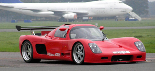 Ultima GTR unofficially fastest around Top Gear circuit