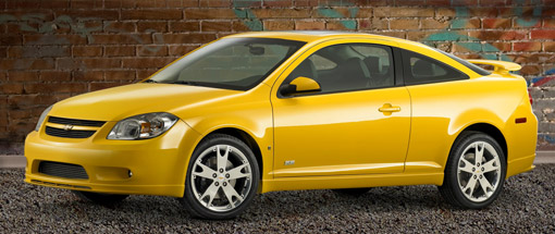 GM launching 260HP Chevrolet Cobalt SS Turbo at SEMA
