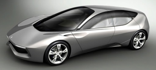 Update: Pininfarina Sintesi official details