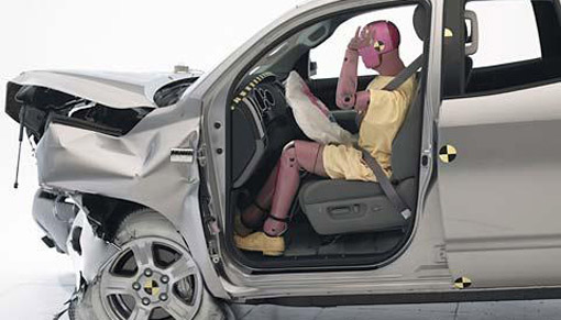 Update U S Government Launches New Crash Test Ratings