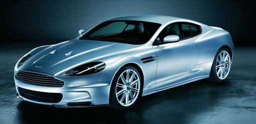 Updated: Aston Martin DBS revealed