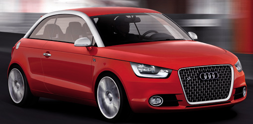 Updated: New video of Audi's A1 Metroproject