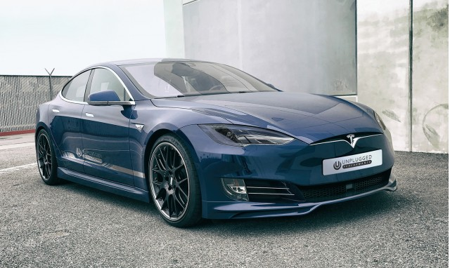 Tesla Model S Body Upgrade Kit Makes Older Cars Look Like