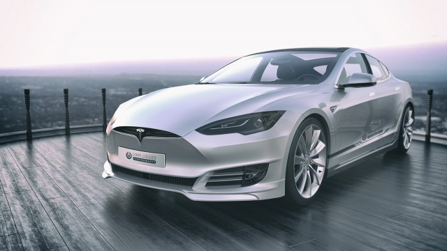 Tesla model s body kit