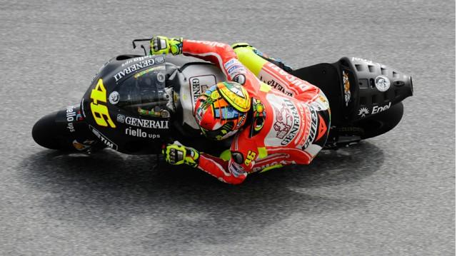 Valentino Rossi photo courtesy MotoGP
