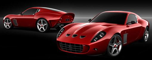 2018 ferrari 599. Wonderful Ferrari Vandenbrink Design GTO Based On The Ferrari 599GTB To 2018 Ferrari 599 A