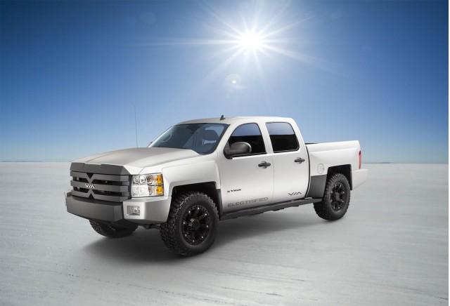 Via Motors X Truck