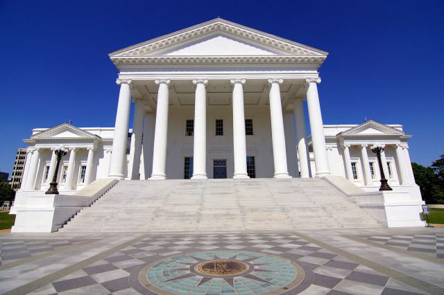 Virginia State Capitol, Skip Plitt/C'ville Photography [CC BY-SA 3.0]