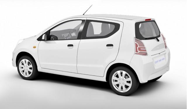 Visteon Growth Market concept car