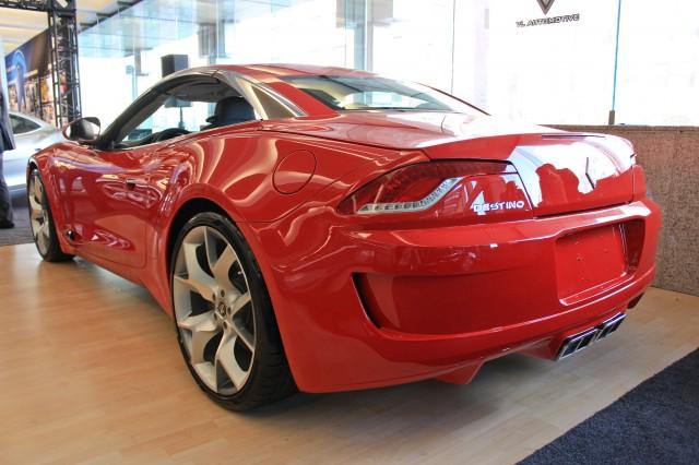 VL Destino Convertible live photos, 2014 Detroit Auto Show