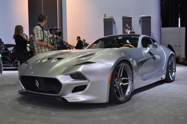 Vlf Force 1 2016 Detroit Auto Show