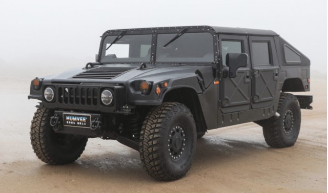 VLF Humvee C-Series