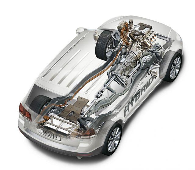 Volkswagen 2010 Touareg Hybrid