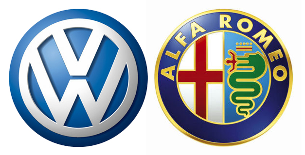 rumor volkswagen wants to purchase alfa romeo. Black Bedroom Furniture Sets. Home Design Ideas