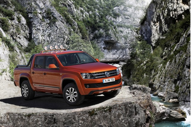 New Atlas Tanoak Pickup Concept Is VW's Love Letter To America