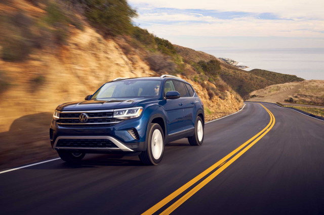 Review update: 2021 Volkswagen Atlas shrugged off fuel economy