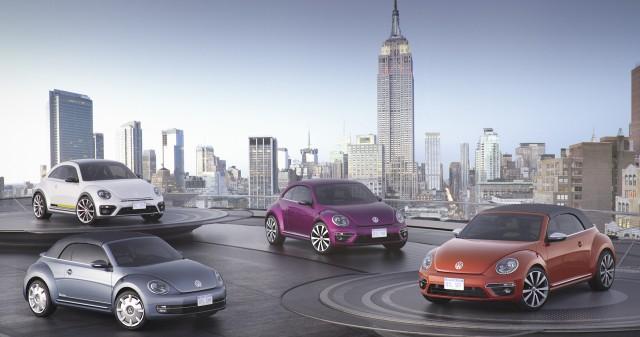 Volkswagen Beetle Concepts