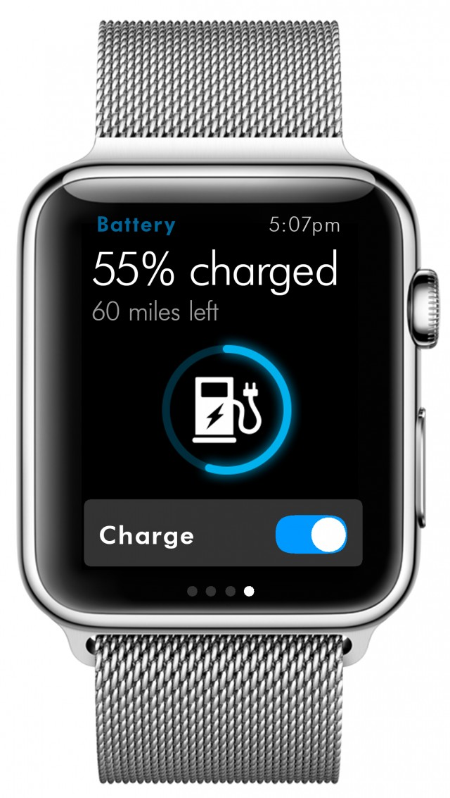 Volkswagen Car-Net for Apple Watch
