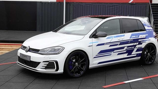 Volkswagen Golf GTE Performance concept, 2017 Wörthersee Tour
