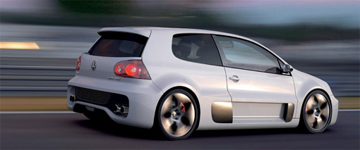Volkswagen Golf GTI W12 650 - not your dad's Golf