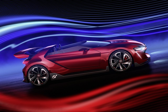 Volkswagen GTI Roadster, Vision Gran Turismo - 2014 Wörthersee Tour