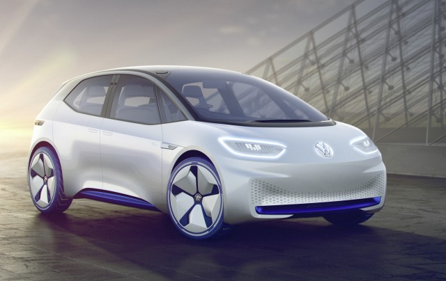 Vw Group Plans Plug In Electric Cars For China