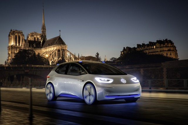 Volkswagen S Electric Cars Start In What We Know So Far