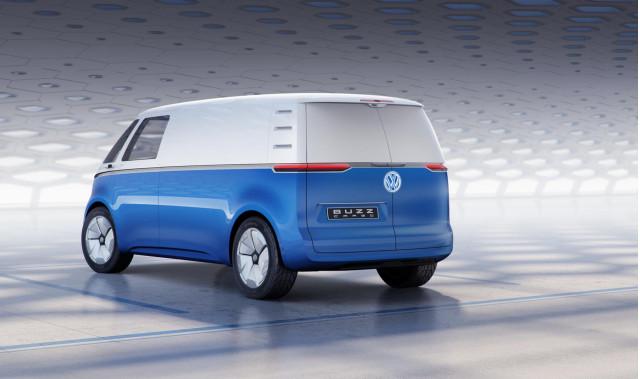 Vw Electric Cargo Bus Infiniti Q50 Hybrid Canceled And Jaguar I