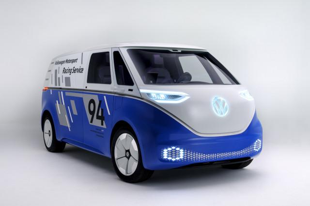 Volkswagen ID Buzz Cargo concept