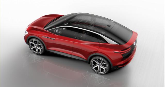 Volkswagen ID Crozz II concept, 2017 Frankfurt auto show