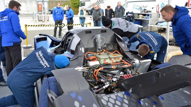 Volkswagen ID R Nürburgring
