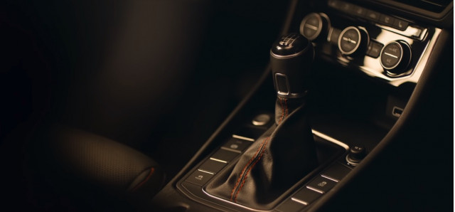 Volkswagen Jetta GLI manual transmission ad