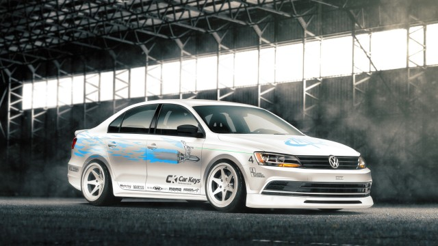 Volkswagen Jetta Fast and Furious livery