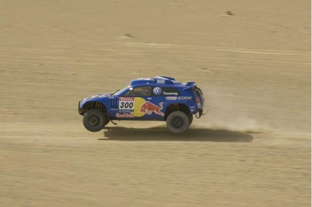Volkswagen Race Touareg 3