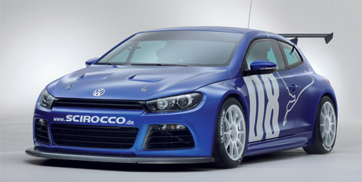 Volkswagen Scirocco GT24 debuts at Wörthersee Tour