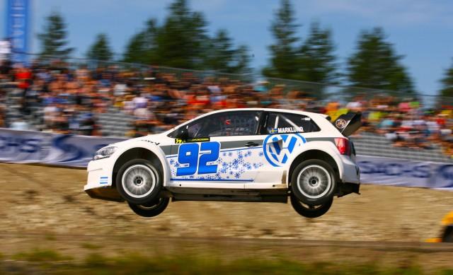 Volkswagen to enter FIA World Rallycross Championship with Marklund Motorsport
