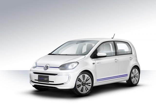 Volkswagen Twin Up diesel plug-in hybrid